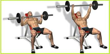 Superset Bench Press Superset Chest Workout The Best 4 Supersets For Bigger