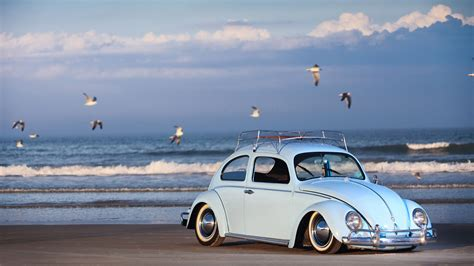 volkswagen beetle wallpaper vintage volkswagen bug beetle classic car yellow wallpaper