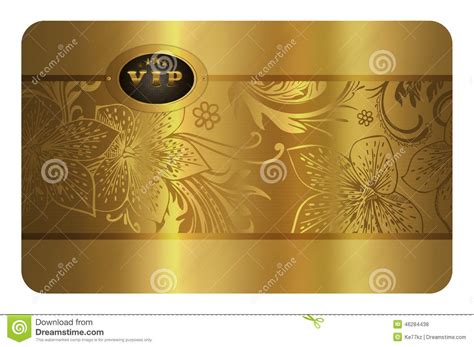 templates for credit card designs gold gold business card template stock illustration
