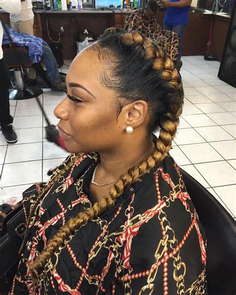 Simple Hairstyles For Black Girl Hair