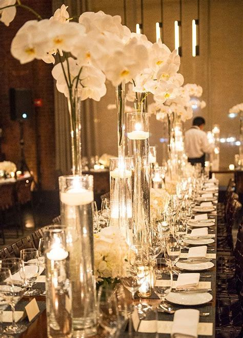 table centerpiece ideas for wedding best 25 glamorous wedding ideas on