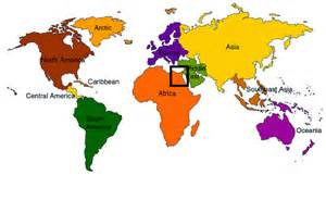 Egypt On World Map by Pin World Egypt Map Location On Pinterest