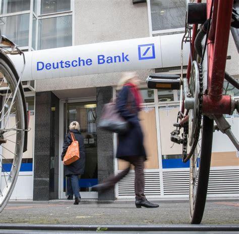 deutsche bank filiale frankfurt am banken und sparkassen beenden zeitalter der filialen welt