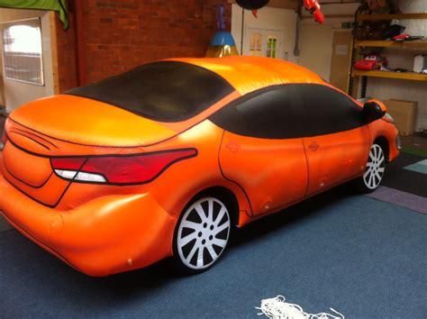 Hyundai Elantra Size by Pvc Hyundai Elantra Car Size Replica For