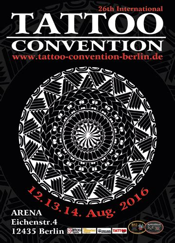 tattoo expo january 2016 tattoo convention 2016 arena berlin
