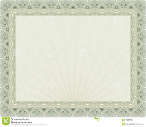 background design of certificate certificate background 04 stock vector image of