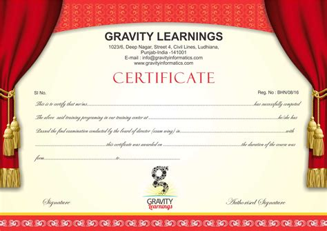 certificate template design certificate designs images search