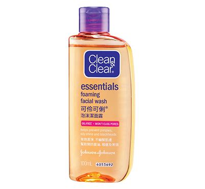 Harga Clean Clear Essential Foaming Wash clean clear 174 essentials foaming wash clean