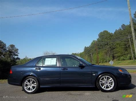 2006 nocturne blue metallic saab 9 5 2 3t sport sedan