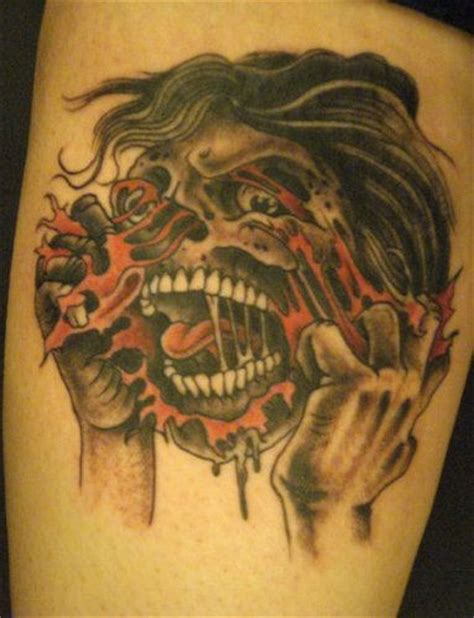 zombie tattoo designs designs pictures images photos