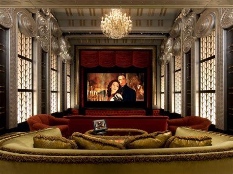 high end home decor 13 high end home theater designs hgtv