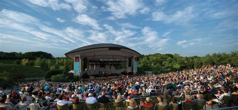 soaring eagle outdoor concert seating the best outdoor concert venues in michigan around michigan