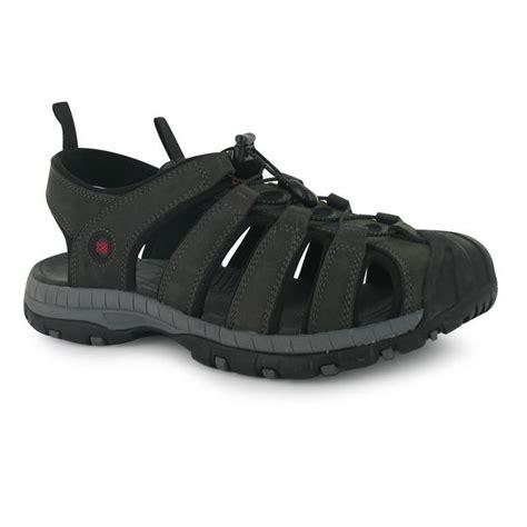 mens lightweight sandals karrimor mens ithaca leather outdoor sandals lightweight