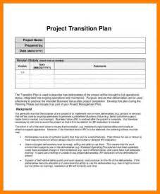 contract transition plan template transition plan template highlighting transition and the