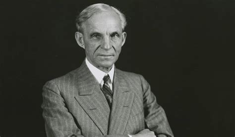 Herny Ford Henry Ford Visionaries On Innovation The Henry Ford