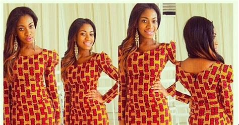 simple ankara styles short gown debonke house of fashion simple but amazing ankara style 2015 design debonke