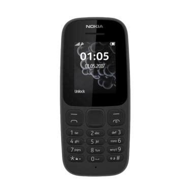 Nokia 105 Handphone White Dual Sim by Jual Handphone Smartphone Tablet Terbaru Harga Murah
