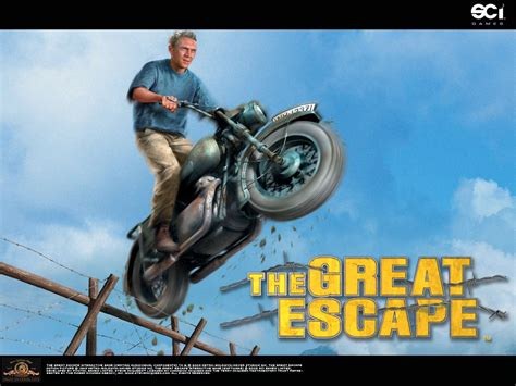 The Great Escape the great escape wallpapers pc wallpapers
