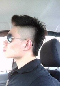 wide mohawk hairstyle 70 best images about men s hairstyle on pinterest rami