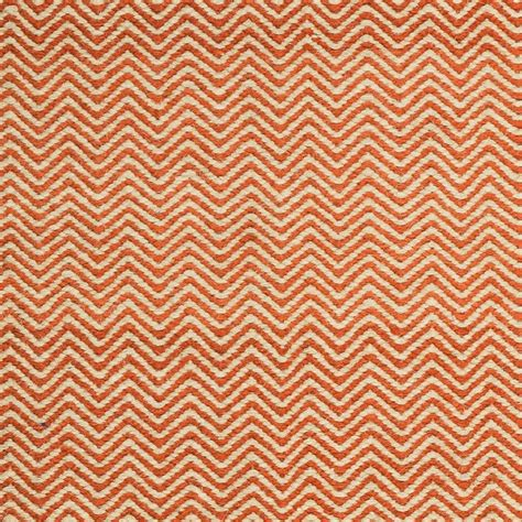 Orange Chevron Area Rug Twist Basic Chevron Wool Area Rug In Orange White 9