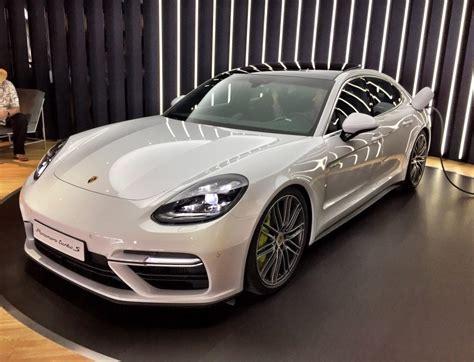 Porsche Panamera S Turbo by 2018 Porsche Panamera Turbo S Automotive Rhythms