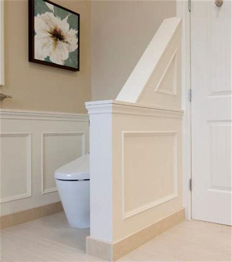 Design For Small Bathrooms Adding Privacy To Your Master Bathroom Or How To Hide