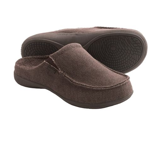slippers for vionic with orthaheel technology taunton slippers for