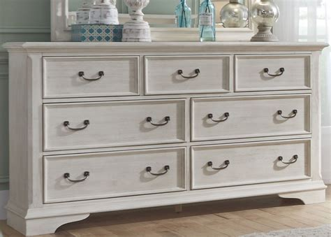 7 Drawer Dresser White by Bayside White 7 Drawer Dresser From Liberty Coleman
