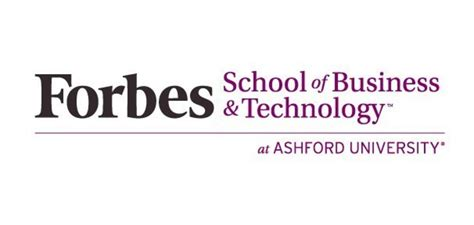 Forbes For Mba by Forbes School Of Business And Technology At Ashford