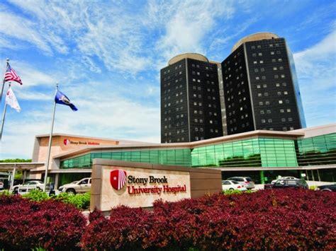 Mba Stony Brook Ranking by Stony Brook Hospital Ranked Among Top 25 In