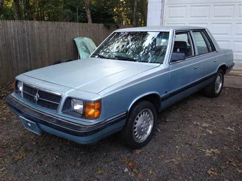 1988 dodge aries 3900 obo turbo dodge forums turbo