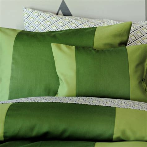 Green Bed Linen Sets District17 Eli Green Bedding Set Bedding Sets