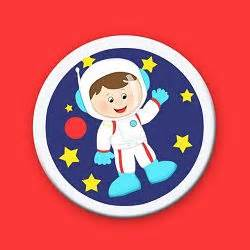 outer space printables free download birthday catch party