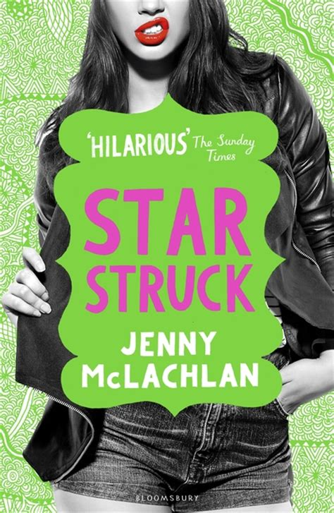 starstruck a lovestruck novel books struck flirty mclachlan bloomsbury
