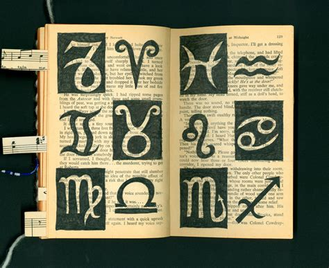 doodle book means altered book doodle zodiac by llyzabeth on deviantart