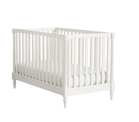 Spindle Crib by Blythe Spindle Crib Pottery Barn