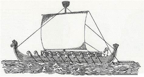 sailboat mesopotamia mesopotamian long boat kramer j flickr photo sharing