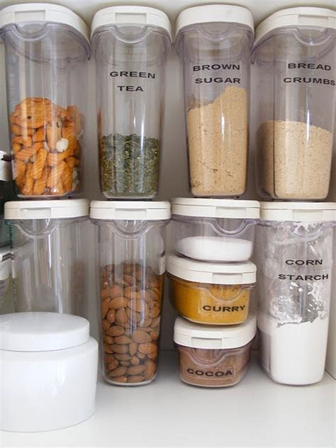 Ikea Kitchen Canisters Ikea Containers For Pantry New Kitchen Ideas