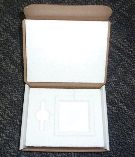 Sterofoam Box Package custom foam box inserts for shipping packaging