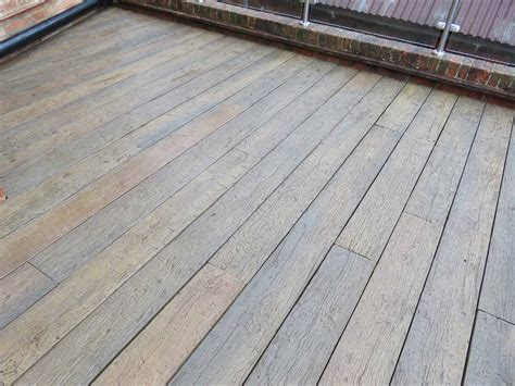balcony decking composite decking options sunrock