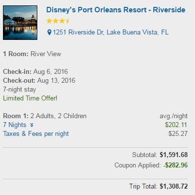 save on your walt disney world stay with coupon codes