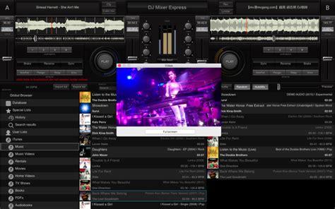 dj mixer express    software reviews cnet downloadcom