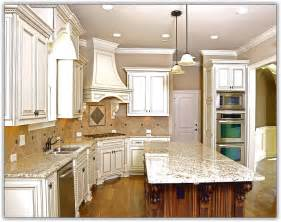 Off white kitchen cabinets with white trim home design ideas