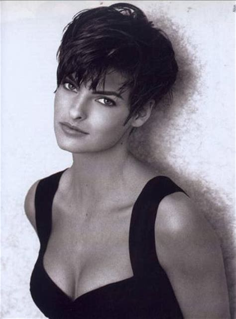 Supermodels With Short Hair | 20 models who prove that short hair is insanely hot