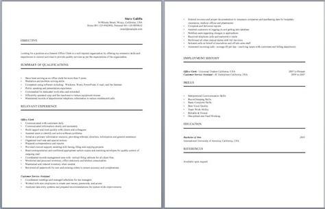 bookkeeper resume objective sles 17 best accounting resume sles images on sle resume resume exles and