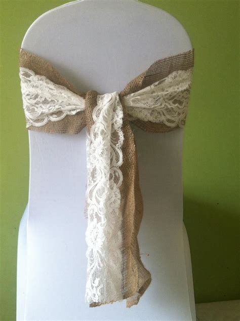 wedding chair bows lace truly scrumptious