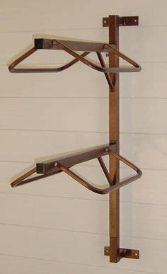 Wall Mount Saddle Rack by Saddle Rack Woodworking Projects Saddles