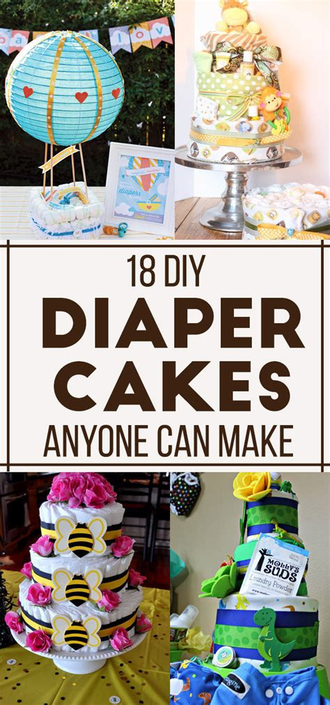 baby shower ideas buzzfeed 19 stunning diaper cakes anyone can make