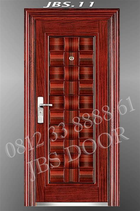 0812 33 8888 61 Jbs Pintu Rumah Biasadari Baja 1 jual 0812 33 8888 61 pintu baja murah pintu besi rumah pintu murah pintu baja