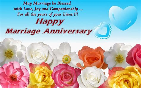 Wedding Anniversary Wishes For by Top 50 Beautiful Happy Wedding Anniversary Wishes Images